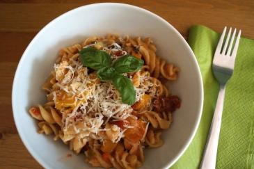 Mediterrane One Pot Pasta Rezept