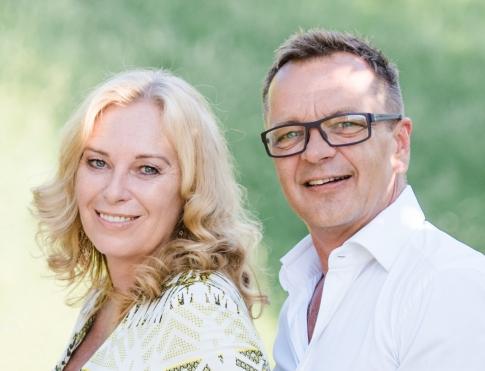 Eva und Dieter